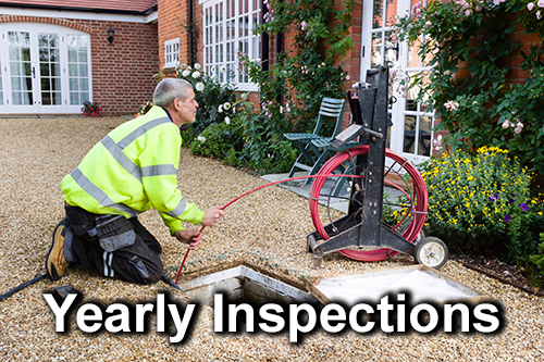 Yearly Inspection Services